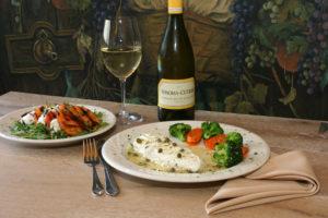 Dinner Seabass