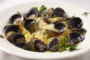 Linguini Clams