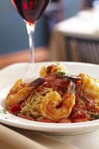 Shrimp Angel Hair Pomodori